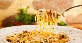 Spaghetti Aglio Olio Rezept