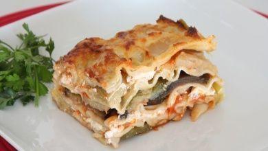 Zucchini - Lasagne Auflauf