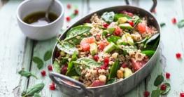 Quinoa mit Avocado Rezept